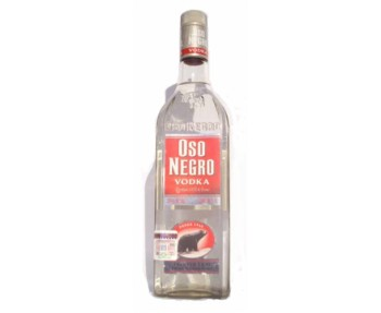 Oso Negro Vodka Lt