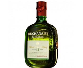 Buchanan's 12 Años