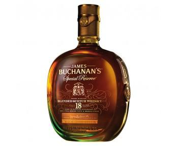 Buchanan's 18 Años